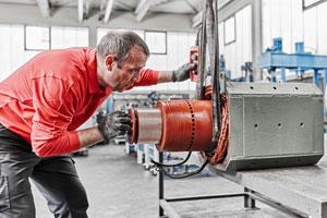 G MAIER Service von Elektromotoren und Pumpen