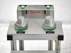 Zweifach-Heizdorn-System zum Erwärmen von Getriebeteilen