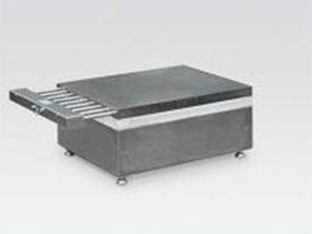Heiztisch für Arbeitstemperaturen bis 500°C