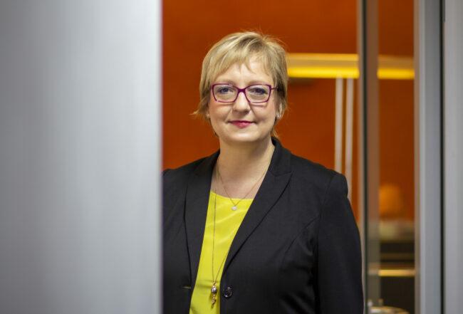 Kristin Maier-Müller Geschäftsführerin G. MAIER Elektrotechnik GmbH und EMA SmartService GmbH