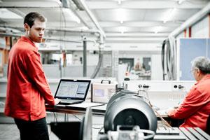 G MAIER Service und Instandsetzung Elektromotoren und Pumpen