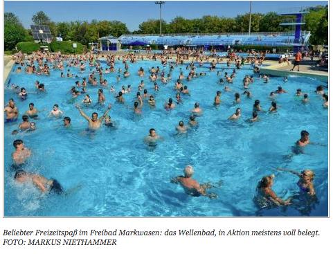 Modernisierung Freibad Reutlingen durch G MAIER